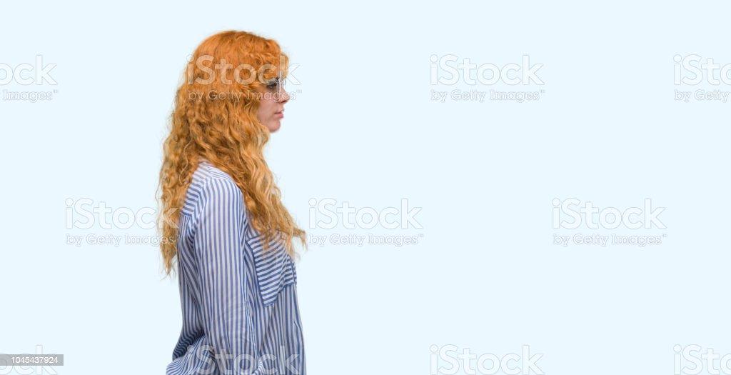 Rencontre femme rousse, femmes célibataires