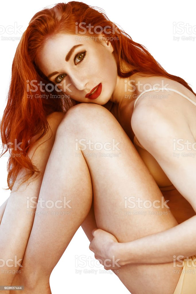 redhead modelli nudi