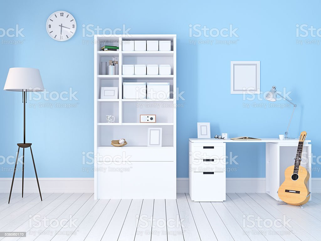 Young Room stock photo