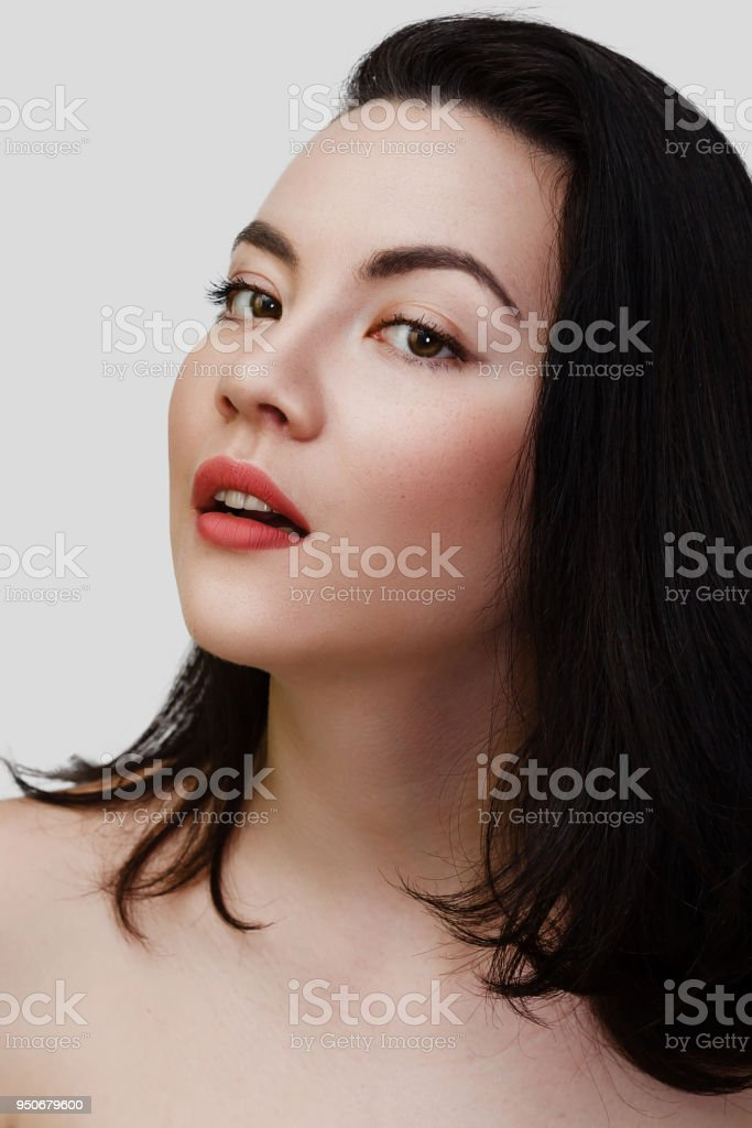erwachsene schwarze weibliche modell