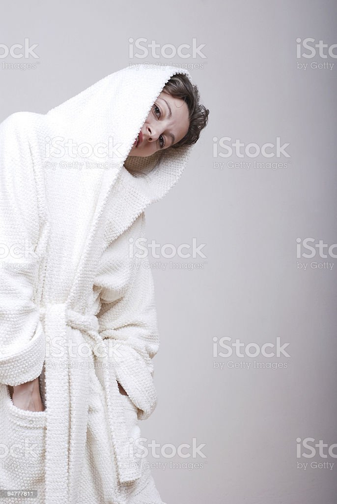 Young sexy royalty-free stock photo