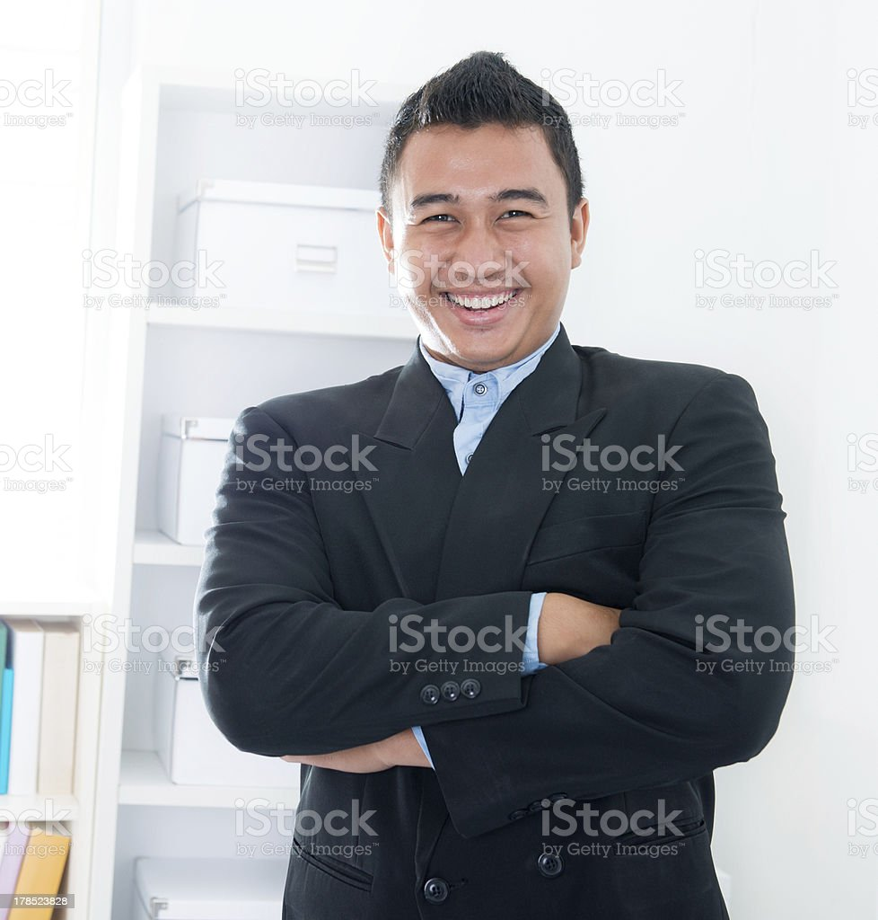 Young Southeast Asian stock photo