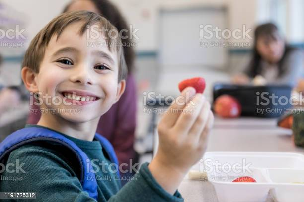 Young student eats fresh fruit during lunch picture id1191725312?b=1&k=6&m=1191725312&s=612x612&h=gmoadfkwsrlkh ilbec1e0oicmzxwotfsf1 omnuhkm=