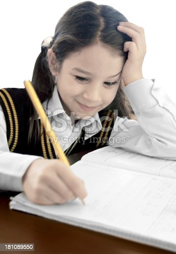 istock Young student 181089550