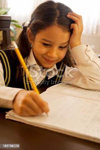 istock Young student 183798226