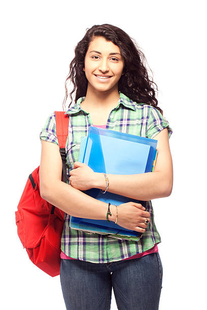 young student woman - arabic girl stock photos and pictures