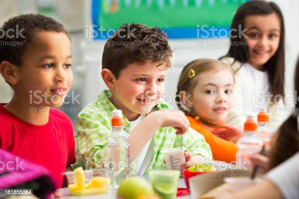 Young students at lunchtime picture id181855084?b=1&k=6&m=181855084&s=612x612&h=lys01a7jw4odc41mtxiws9qdb84sfjea4vxsivckoqk=
