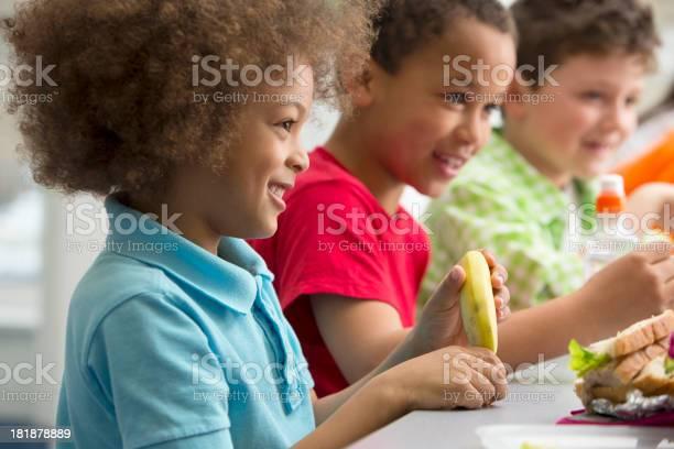 Young students at lunchtime picture id181878889?b=1&k=6&m=181878889&s=612x612&h=uh1tkxcmjiwnxo9hrpfvtzgur6gszvsccllmoz1mbek=