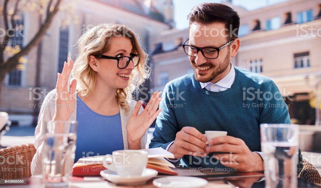 Online-Dating ist er zu schnell