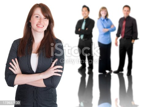 istock Young Team 173937133
