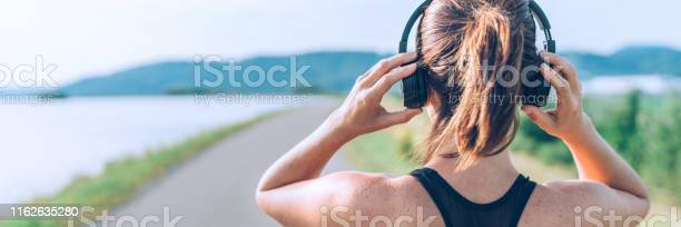 Young teenager girl adjusting wireless headphones before starting picture id1162635280?b=1&k=6&m=1162635280&s=612x612&h=skr0fgfgo1mzabzhhb5 rjgzci2peajppaur2rgdy88=