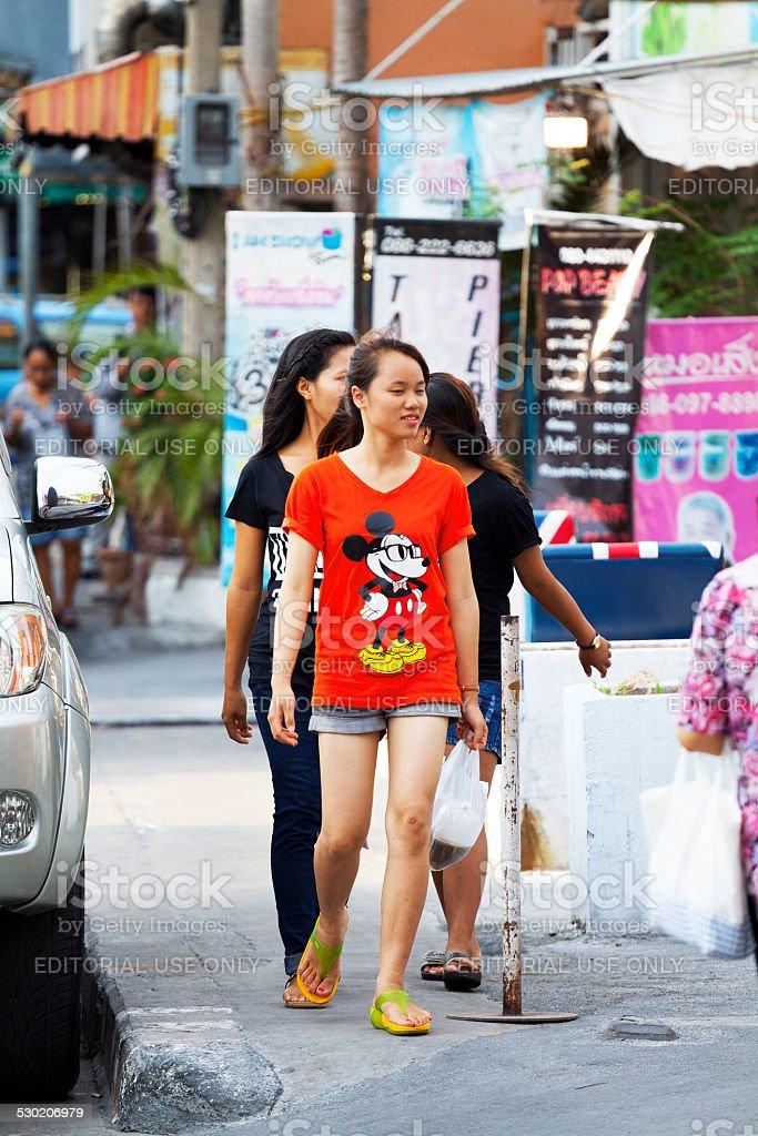 Junge Thai Mädchen Stockfoto und mehr Bilder von Bangkok