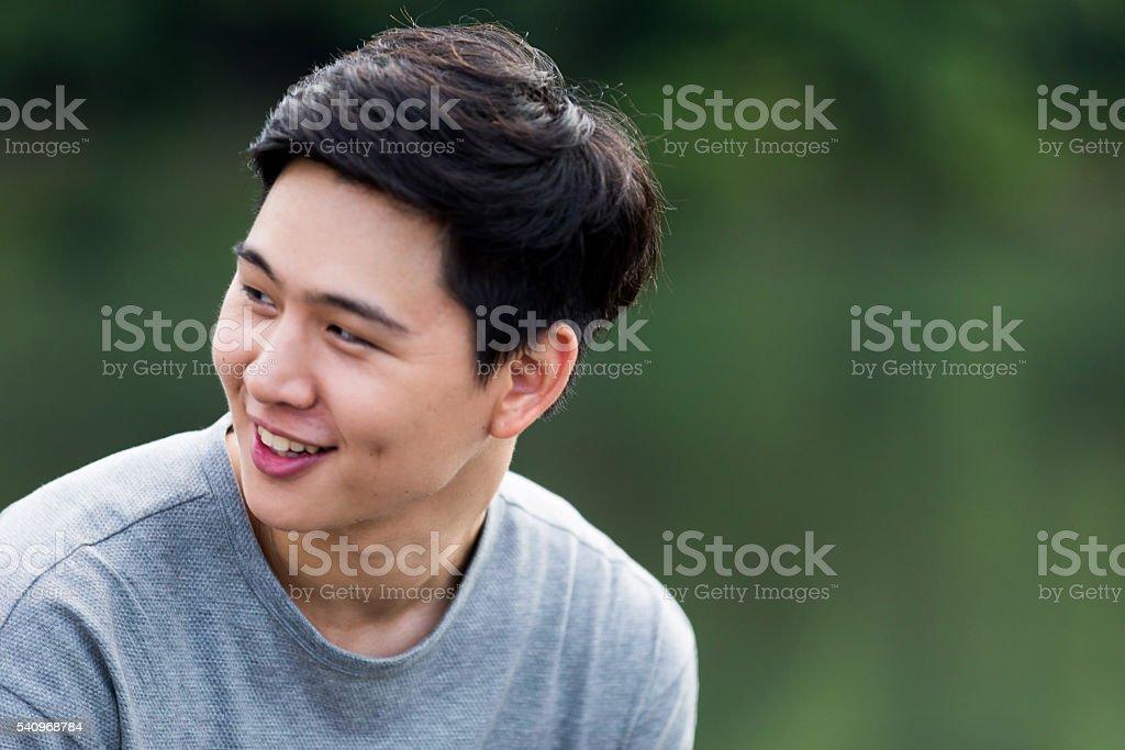 Young University Student stock photo