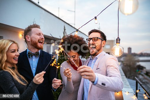 istock Young, wild and free 864292488