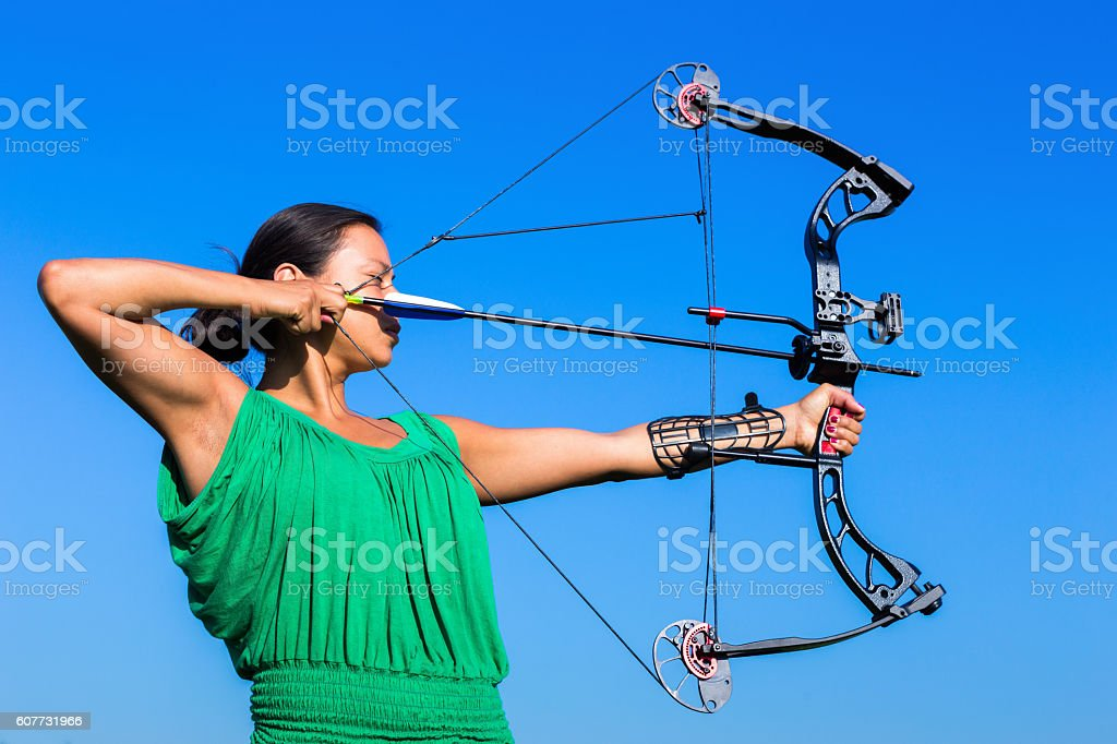Image result for Compound Bows  istock