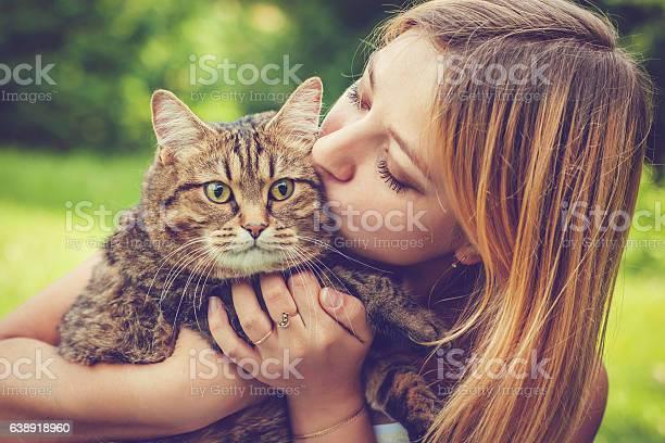 Young woman and her cat picture id638918960?b=1&k=6&m=638918960&s=612x612&h= ufz6gnp6cgg s7ufkzzbftblzdzbzhyevqjwrpviyo=