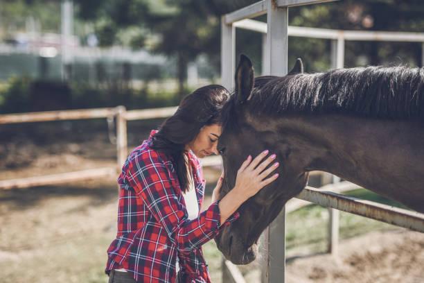 Young woman and horse picture id1047643806?b=1&k=6&m=1047643806&s=612x612&w=0&h=t9ofcmbidyu6vpb2mmralgyle4jaosx5piebjfywjog=