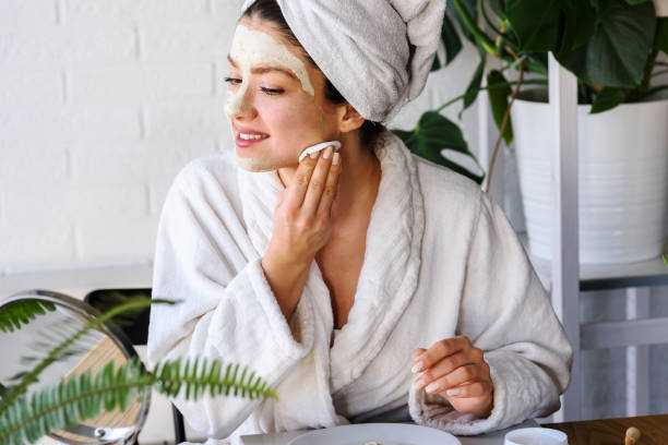 478 422 Skin Care Stock Photos Pictures Royalty Free Images Istock