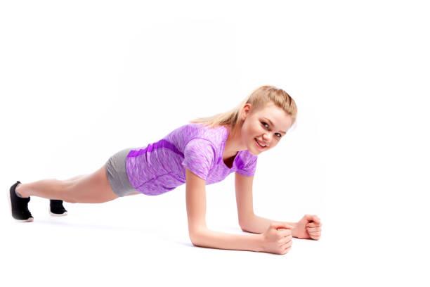 Genç bir kadın koçu stok fotoğrafı