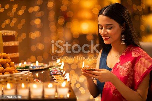 Indian, Indian culture, festival, ethnicity, woman, adult, Diwali,