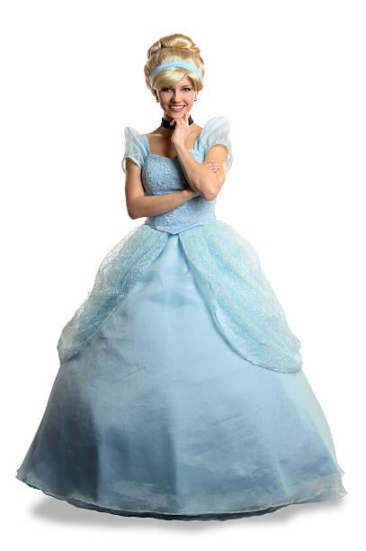 若い女性の衣装を着たプリンセス - プリンセス ストックフォトと画像