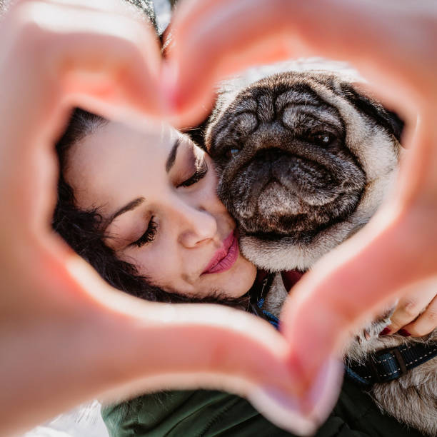 Young woman embracing pet dog in nature picture id1128568275?b=1&k=6&m=1128568275&s=612x612&w=0&h=hdciv5iyzbujctticdhk2j7kjvmw2giypumhcvo4vvc=