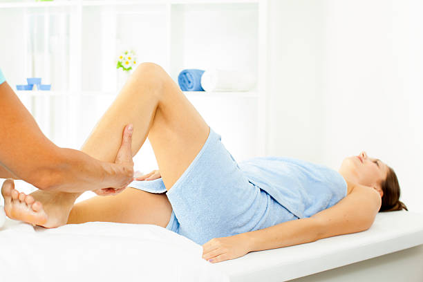 Full Body Massage Stock Photos, Pictures & Royalty-Free