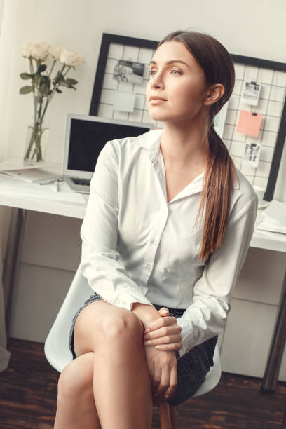 Young woman freelancer indoors home office concept formal style picture id1169042495?b=1&k=6&m=1169042495&s=612x612&w=0&h=uk 0qqty8phybdnqyzxoiiwafjgwp1q6dr6tuvk6o2o=