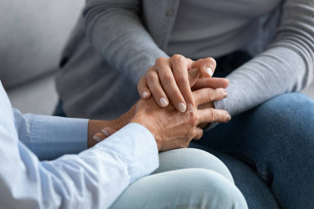 Young woman granddaughter hold old female grandma hand closeup picture id1189188534?b=1&k=6&m=1189188534&s=612x612&w=0&h=gtnij2nj mtw4 mowokeipxf081 aom l9icgw7xe q=