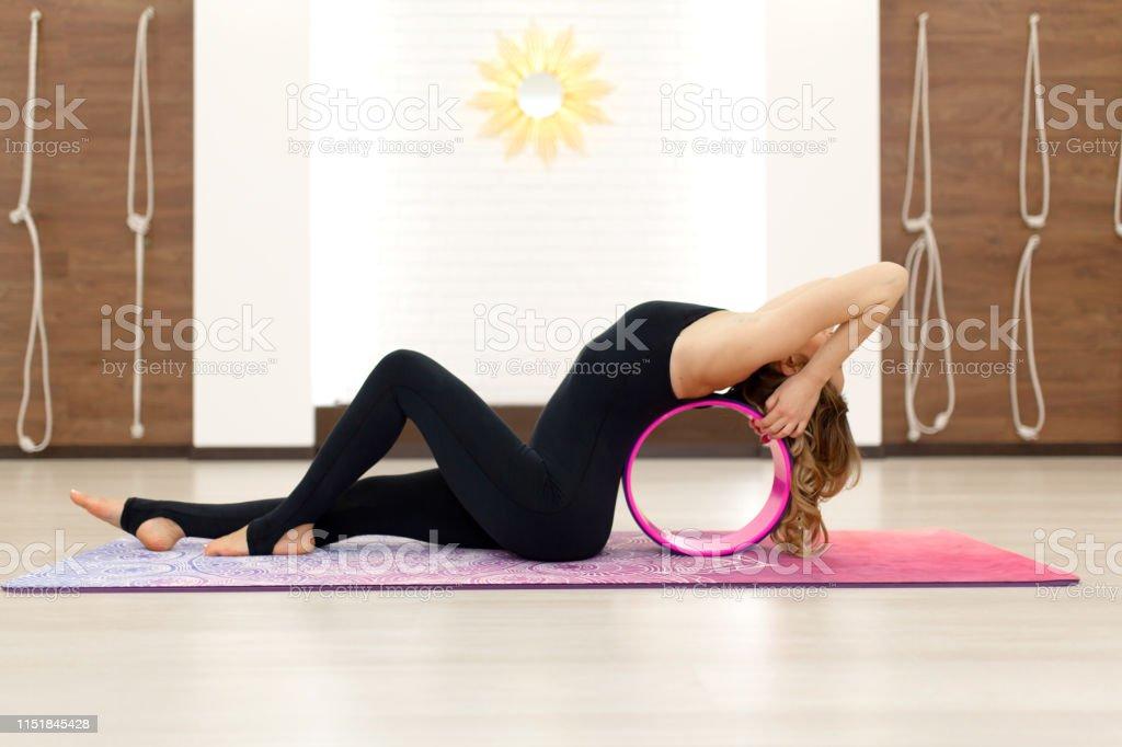 Yoga zum Abnehmen der Hüften