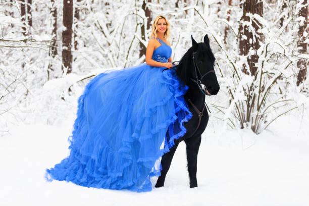 Young woman in long dress riding a horse in winter picture id904315476?b=1&k=6&m=904315476&s=612x612&w=0&h=wvyyygmuz4jl2du572qeqa89kvszlcwvbpuftgybf3e=