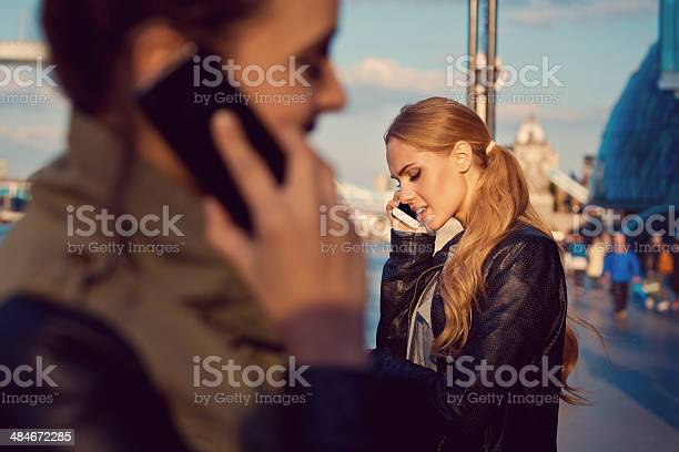 Young Woman In The City Stock Photo - Download Image Now