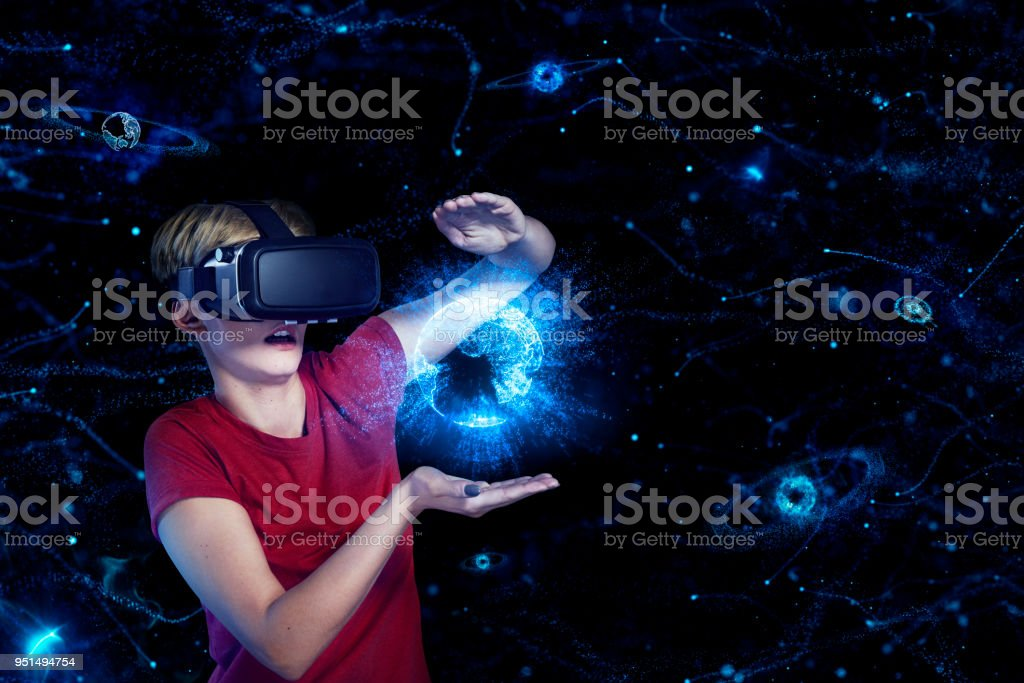 An Inside Look At Virtual Reality