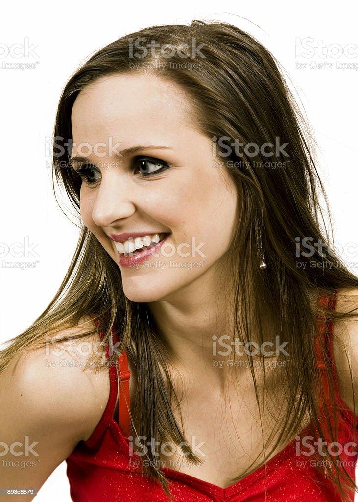 Young woman royaltyfri bildbanksbilder