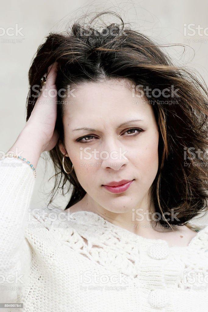 若い女性 ロイヤリティフリーストックフォト