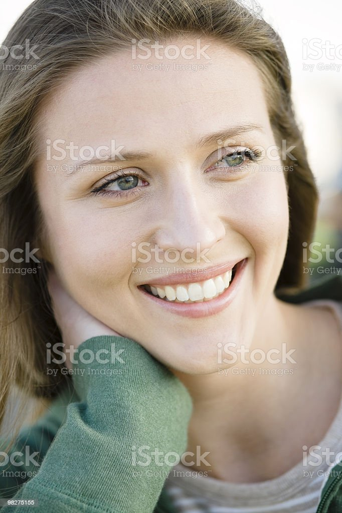 젊은 여자 royalty-free 스톡 사진