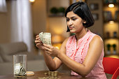 istock Young woman - stock photo 1293906144