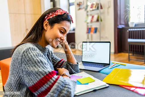 istock young woman studying 1153257550