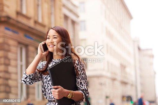 istock young woman taking her cv to the city 490880410
