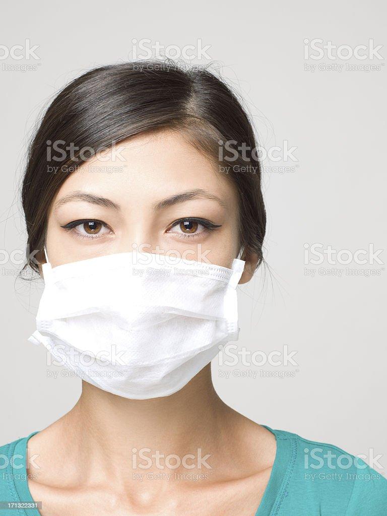 maschera facciale medica