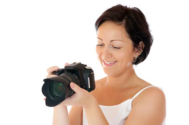 Young woman with dslr picture id119467540?b=1&k=6&m=119467540&s=612x612&w=0&h=4vh17uk wehjdyqfxpyfyhtpwzvmnnzsqcxh7 fxs a=