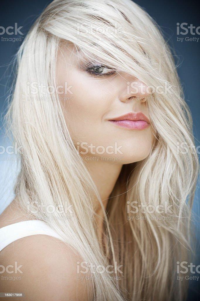 Haare Im Gesicht