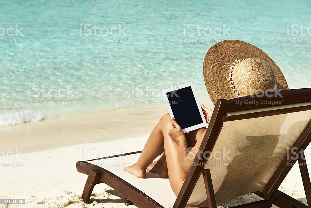 Image result for picture of reading at the beach