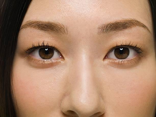 Junge Frau-Augen – Foto