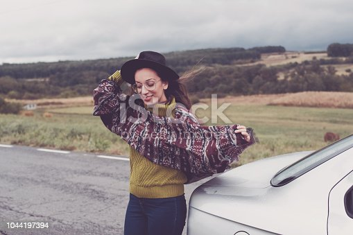 1131372580 istock photo Young women on a road trip 1044197394