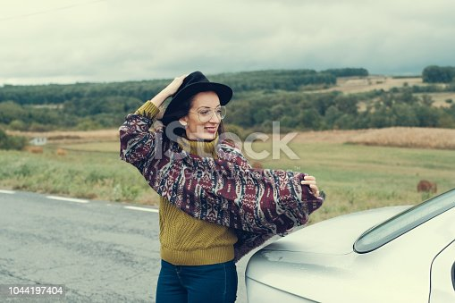 1131372580 istock photo Young women on a road trip 1044197404