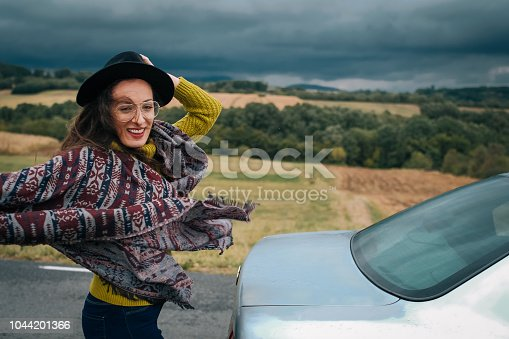 1131372580 istock photo Young women on a road trip 1044201366