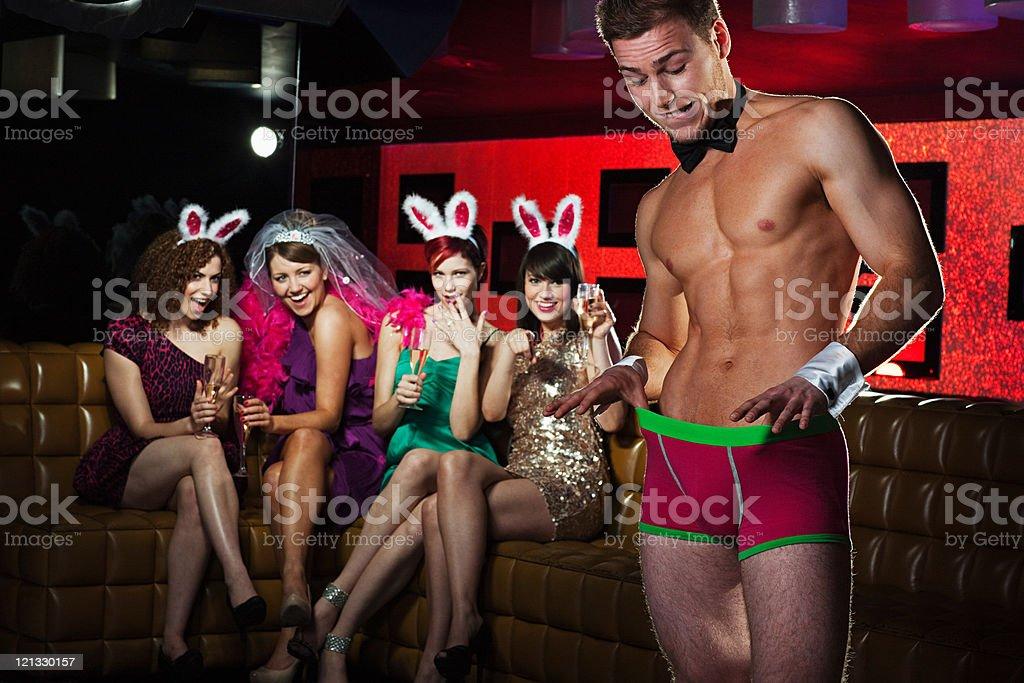 Free male stripper