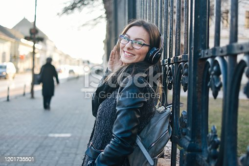 Europe, Serbia, Happiness, Street, Women