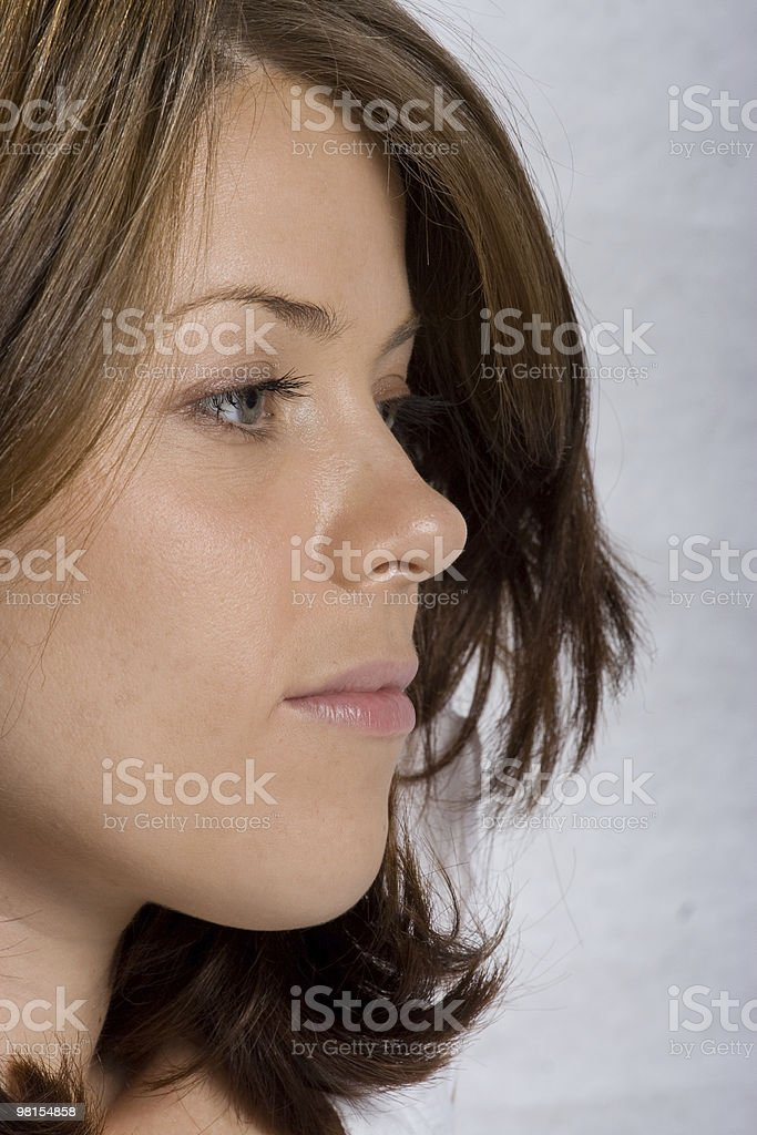 Young women royalty-free stock photo